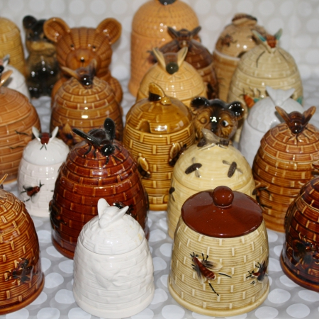 Honingpotjes